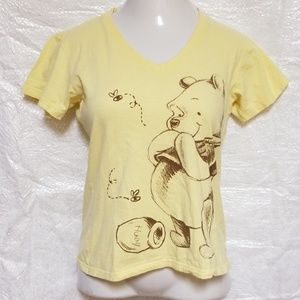 Disney Winnie the Pooh tshirt.